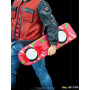 Iron Studios - BTTF 2 - Marty McFly Back to the Future Part II - BDS Art Scale
