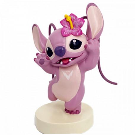 Enesco - Disney Lilo & Stitch - Angel et sa fleur
