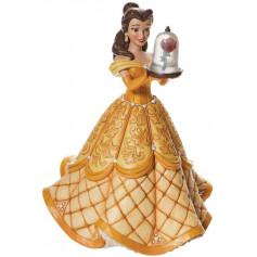 Enesco Disney Traditions Jim Shore - Belle et la rose - La Belle et la Bête