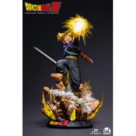 Infinity Studio - Dragon Ball Z: Future Trunks Diorama statue 1/4