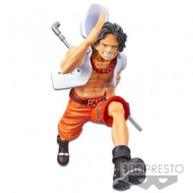 Banpresto - One Piece Magazine - Portgas D. Ace - A piece of a dream Special Color