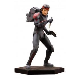 Star Wars - ARTFX kotobukiya - Hunter - The Bad Batch statue PVC ARTFX 1/7