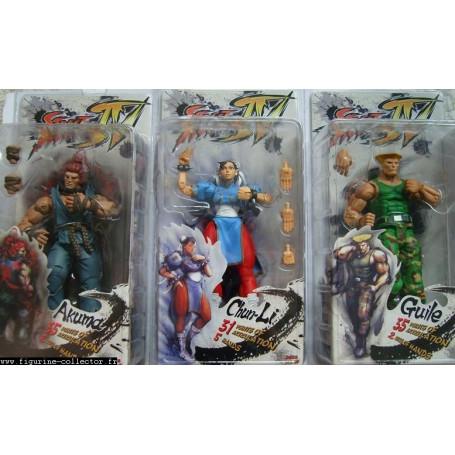 Street Fighter 4 - Neca Serie 2 Complete