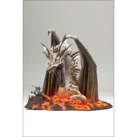 MacFarlane Dragon - Fire Dragon Clan Deluxe Box Serie 5