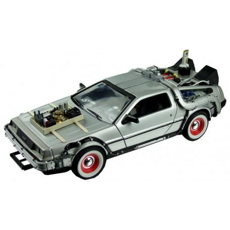 Welly Retour vers le Futur II DeLorean LK Coupe 1981 1/24 métal