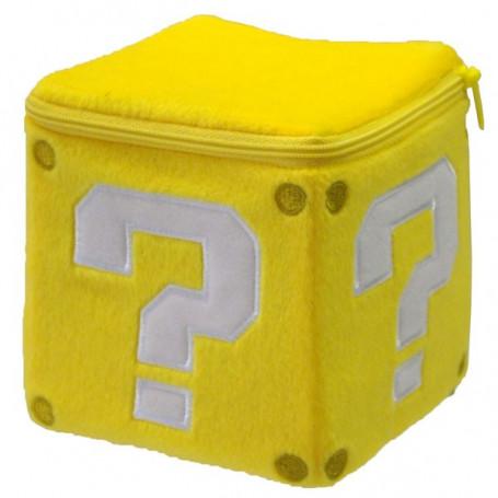 Peluche Super Mario bross Cube Mystère