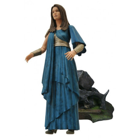 Diamond Thor 2 Marvel Select figurine Jane Foster