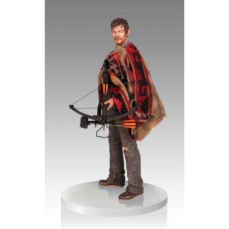 Gentle Giant The Walking Dead Statue Daryl Dixon