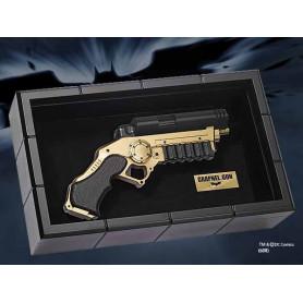 Noble Collection Batman The Dark Knight réplique 1/1 Grapnel Gun