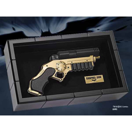 Noble Collection Batman The Dark Knight réplique 1/1 Grapnel Gun
