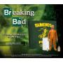 Mezco Breaking Bad figurine Deluxe Walter White in Orange Hazmat Suit Exclusive