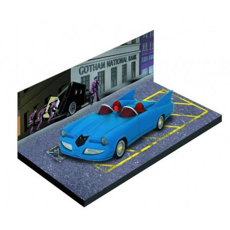 DC Batman Automobilia 19 Batmobile The Batman Animated