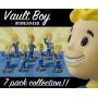 Gaming Head Fallout 3: Vault Boy Bobblehead Set Complet