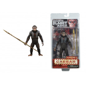 Neca La planète des singes Affrontement Serie 1 Caesar