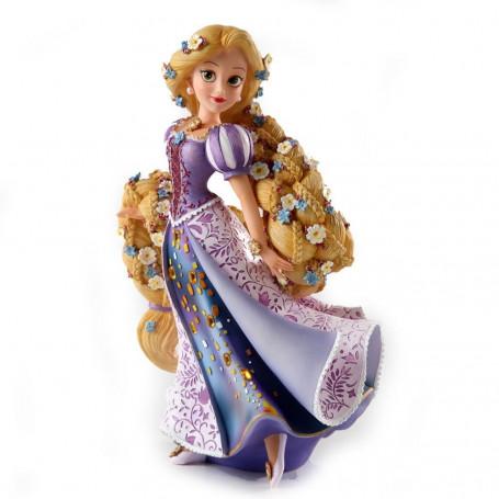 Disney Haute Couture Statue Résine Raiponce