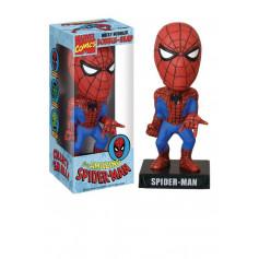 Funko Bobble Head Wacky Wobbler Spiderman