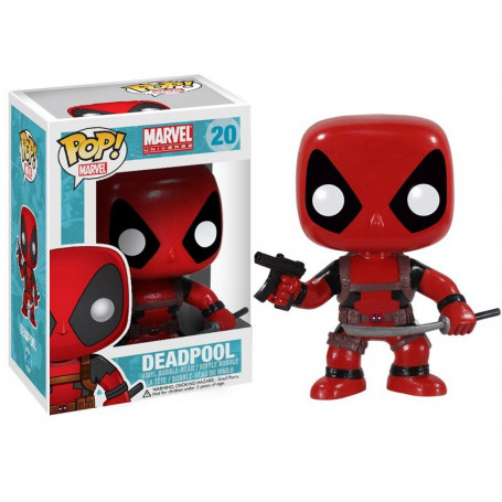 Funko POP Marvel Figurine Deadpool