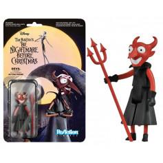Funko L´étrange Noël de Mr. Jack ReAction figurine Devil 10 cm