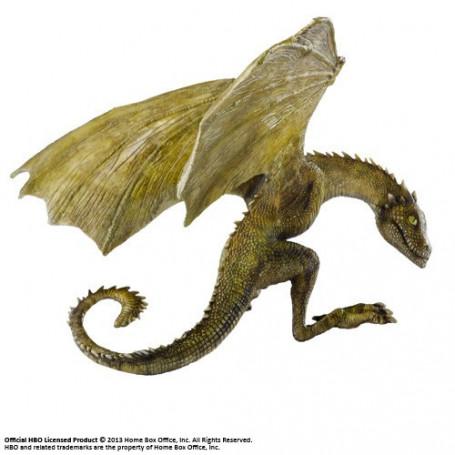 Noble collection Le Trône de fer sculpture Rhaegal Baby Dragon