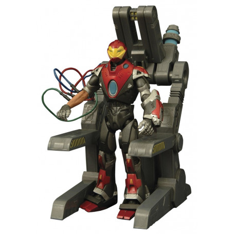 Marvel Select figurine Ultimate Iron Man