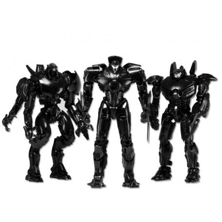 Neca Pacific Rim pack figurines SDCC 2014 Exclusive